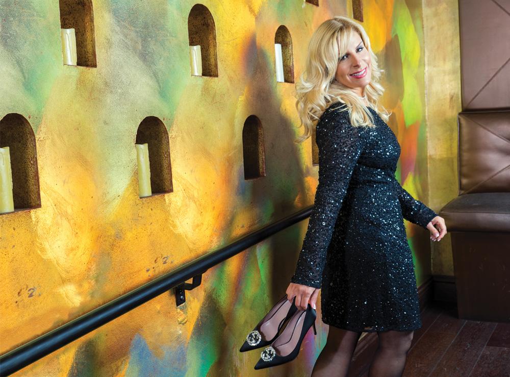Kirsten Ferrara - Naples Entrepreneur and Philanthropist - Naples Leading Ladies
