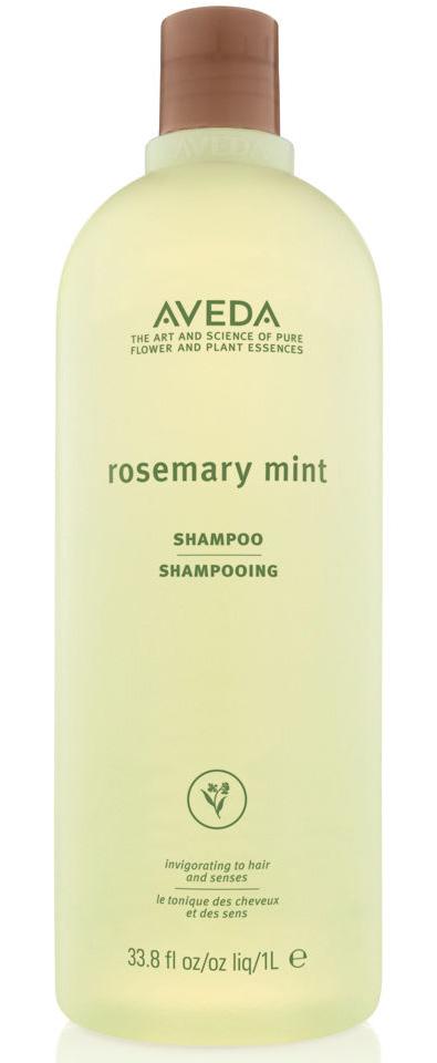 Rosemary Mint shampoo by Aveda - rosemary beauty products