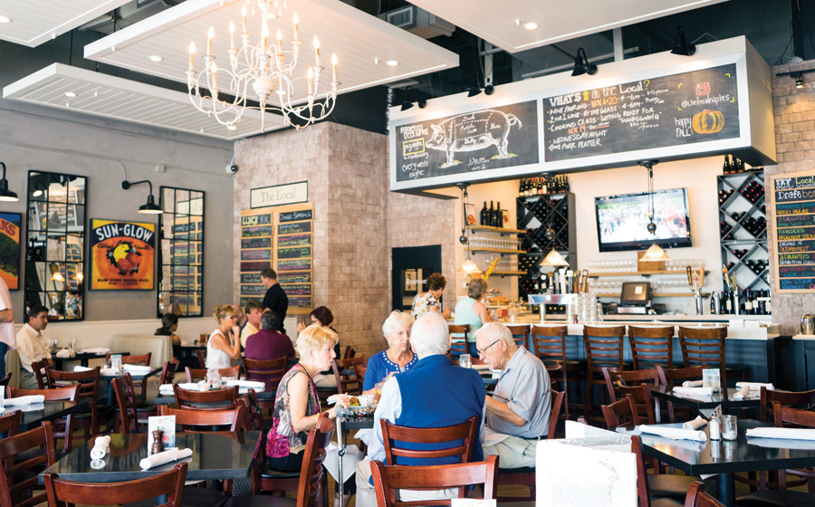 The Local - Best Restaurant in Southwest Florida - Naples Illustrated's Dinind Awards