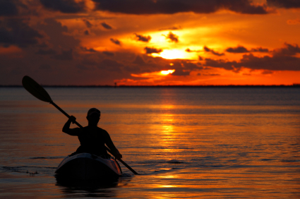 Sunset and Moonlight Kayaking and Paddle Boarding in Southwest Florida