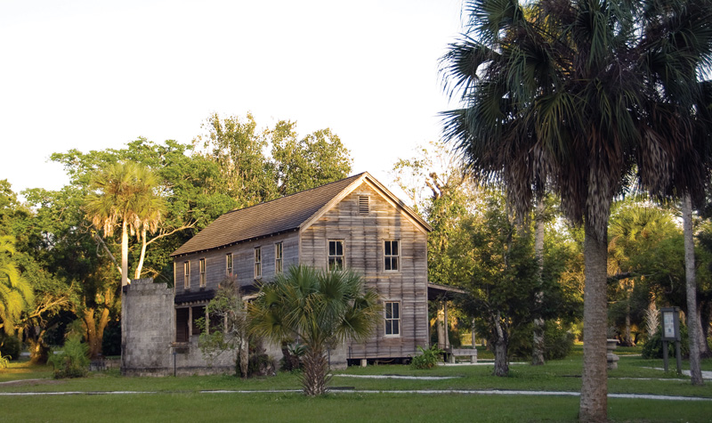 Founders-Hall--Koreshan-State-Historic-Site--Estero