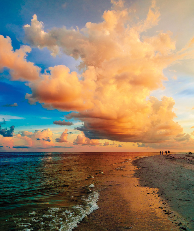 Sanibel-Island-at-Sunset